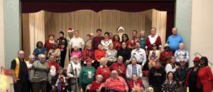 Chula Vista Host Lions Club and Blind Community Center